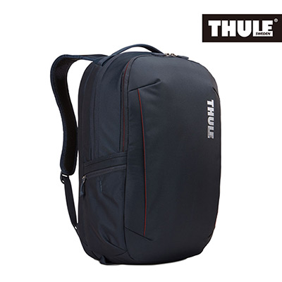 THULE-Subterra Backpack 30L筆電後背包TSLB-317-礦藍