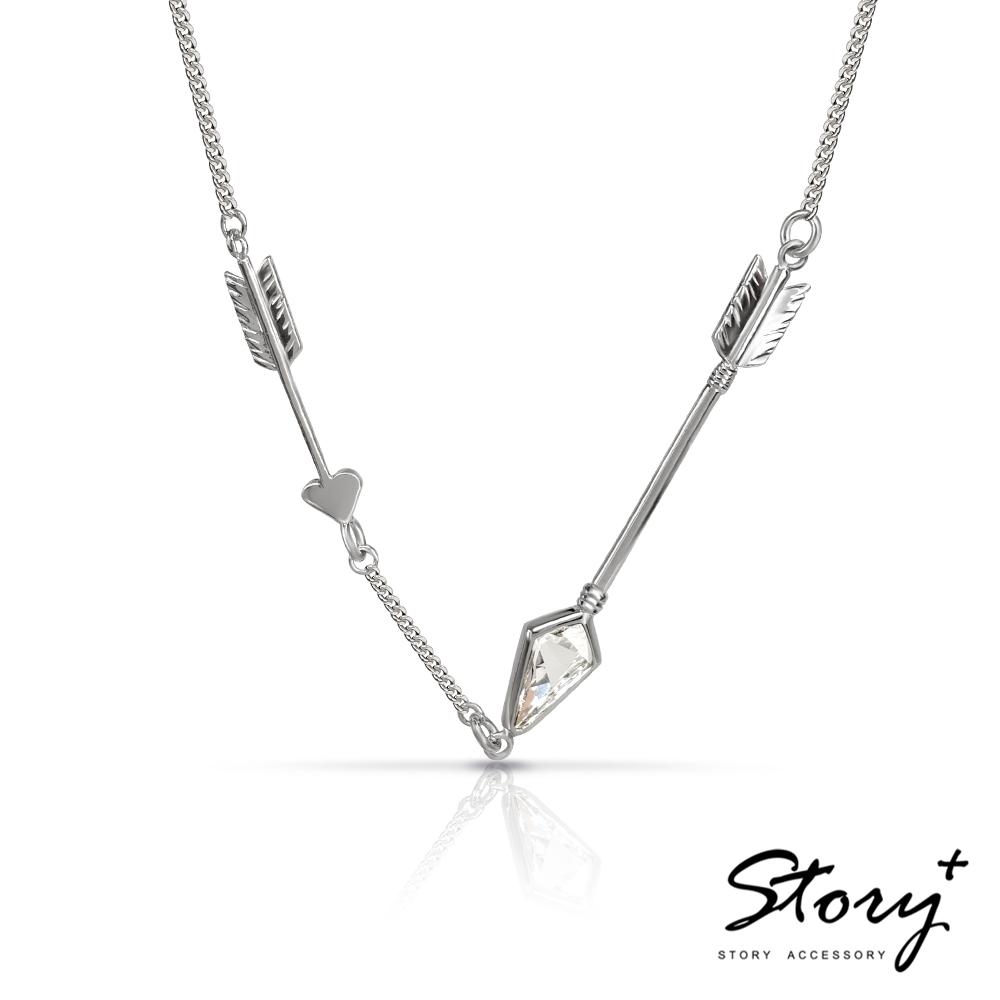 STORY故事銀飾-Cupid's 邱比特純銀項鍊