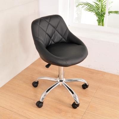LOGIS邏爵 愛麗絲升降工作椅 化妝椅 美髮椅 電腦椅