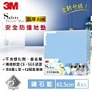3M 9936E 安全防撞地墊-礦石藍(61.5CM)