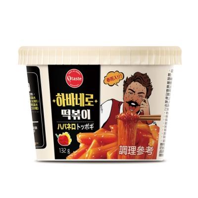 韓國Otaste 辣炒年糕冬粉杯-辛辣味(132g)