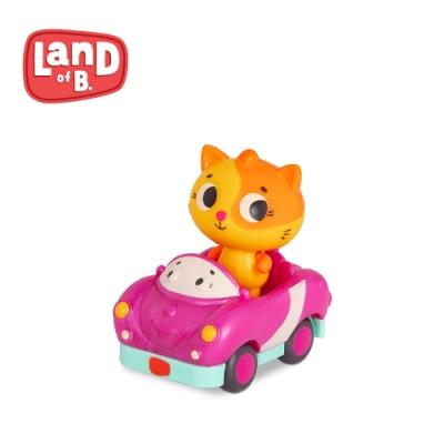 B.Toys 迷你車長-胖咪與小聰明_Land of B.系列