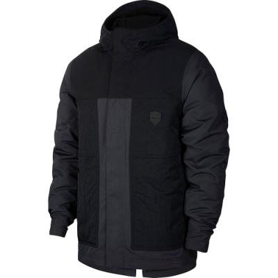 NIKE  外套 休閒 保暖 運動 黑  男款 AT3903010 AS LEBRON M NK JKT PROTECT