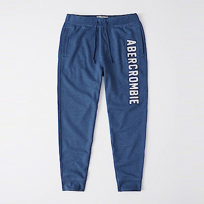 AF a&f Abercrombie & Fitch 長褲 藍色 1104