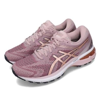 Asics 慢跑鞋 GT-2000 8 運動休閒 女鞋