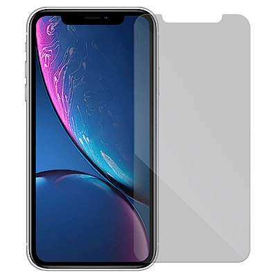 Metal-Slim Apple iPhone XR 9H鋼化玻璃保護貼