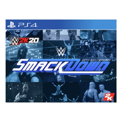 PS4 WWE 2K20珍藏版(英文版)