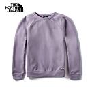 The North Face北面女款紫色吸濕排汗長袖T恤|3VV5D2Q