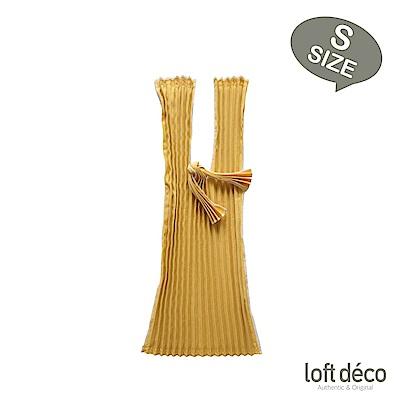 Loft Deco | Y.Pleat | 皺褶背心袋 (S)