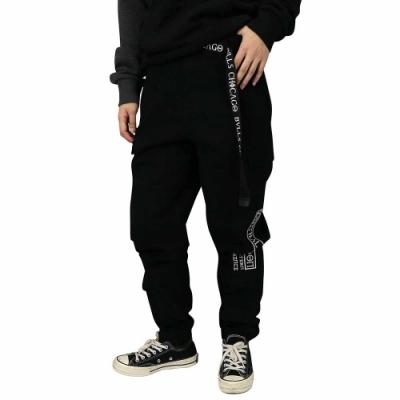 NBA Style WOVEN PANTS 軍裝 縮口 工作褲 公牛隊