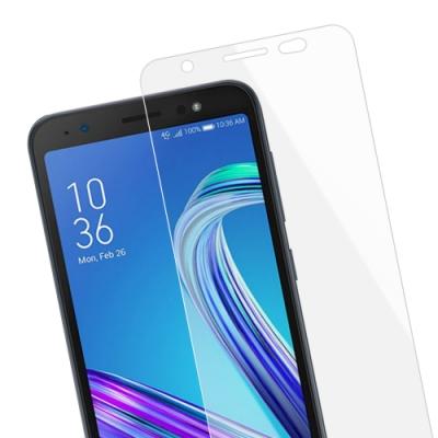 華碩ZenFone Live(L1)非滿版透明9H鋼化玻璃膜