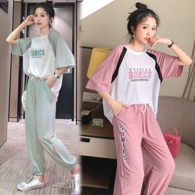 【韓國K.W.】(預購) 追加年度魅力套裝褲(共2色)