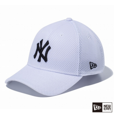 NEW ERA 39THIRTY 3930 SPACE MESH 洋基 白 棒球帽