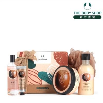 The Body Shop 乳油木果修護經典原裝禮盒
