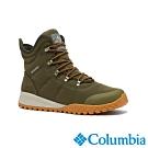 Columbia 哥倫比亞 男款- Omni TECH防水鋁點保暖雪靴-軍綠