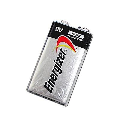 勁量Energizer 9V 鹼性電池(6入)