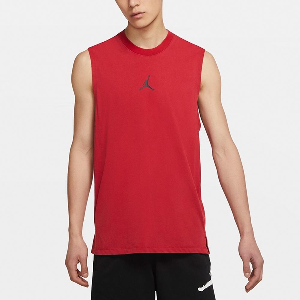 Nike Jordan Dri-FIT Air 男背心上衣 紅-DC3237687