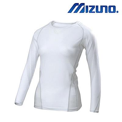 MIZUNO 美津濃 BG7000T 女長袖緊身衣 K2MJ8C6170