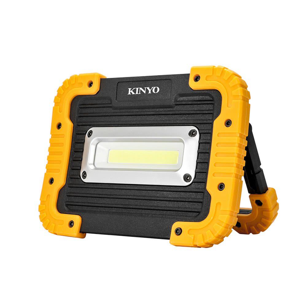 KINYO 多功能電池式LED工作探照燈