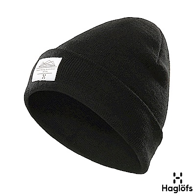 Haglofs Maze 保暖毛帽 黑色