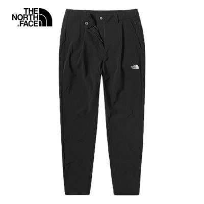 The North Face北面女款黑色吸濕排汗長褲|3VTXJK3