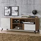 D&T 德泰傢俱 DINO清水模風格5尺電視櫃 -150x47x56cm