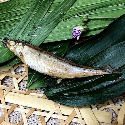 團購台灣手工 》天然海味整隻有蛋柳葉魚13g*40包(魚刺已軟化)真空包