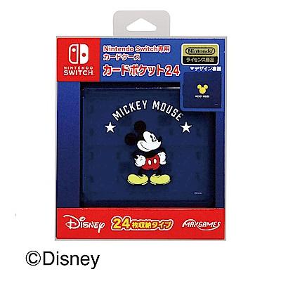 Max Games NS 卡匣盒24片裝 米奇老鼠
