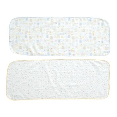 奇哥 動物派對澡巾2入(30x75cm)
