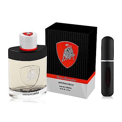 Lamborghini 藍寶堅尼 戰神覺醒男性淡香水40ml+贈香水分裝空瓶