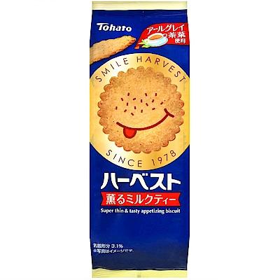 東鳩 微笑薄餅-奶茶風味(100g)