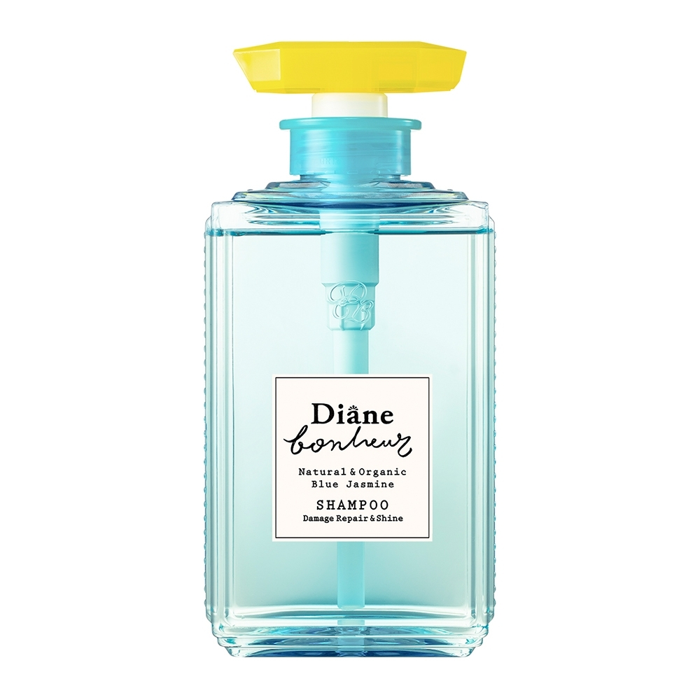 Moist Diane黛絲恩 工藝香水 輕感蓬蓬藍茉莉洗髮露 500ml