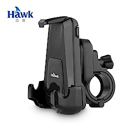 Hawk H21 機車/自行車兩用手機架(19-HCM210BK)