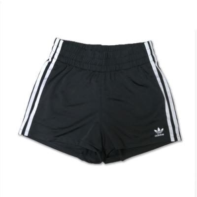 adidas 短褲 運動 休閒 健身 訓練 女款 黑 FM2610 Original 3 STR SHORT