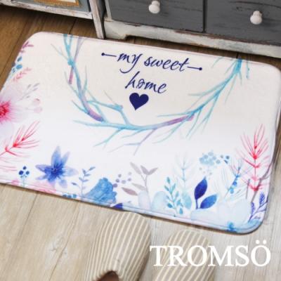 TROMSO簡單生活超柔軟地墊-M103美境森林
