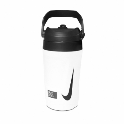 Nike 水壺 Fuel Jug 64OZ 男女款 超大容量 健身 運動 胖胖杯 1893ml 白 黑 N0000013121OS