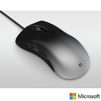 微軟閃靈鯊專業版遊戲滑鼠(闇影款)