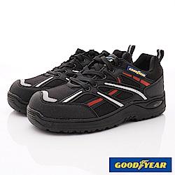 GOODYEAR-安全認證工作鞋-EI3932黑(男段)