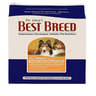 BEST BREED貝斯比-高齡犬低卡配方 4LBS(1.8KG) 2入 高齡樂活犬適用(過重/低活動量犬)(贈全家禮卷50元1張)(購買兩件贈送寵鮮食零食1包)