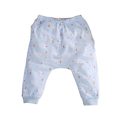 印花純棉薄款初生嬰兒褲 a70239 魔法Baby