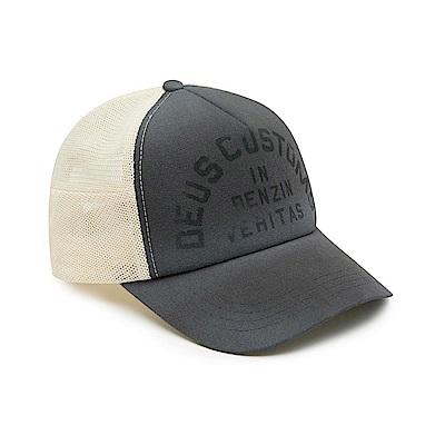 Deus Ex Machina Logo復古卡車帽