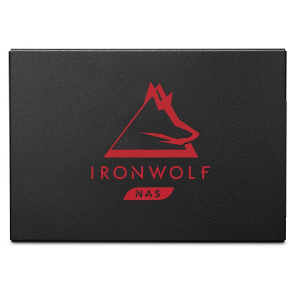 Seagate【那嘶狼 IronWolf 125】4TB 2.5吋 SATAIII SSD固態硬碟(ZA4000NM1A002)