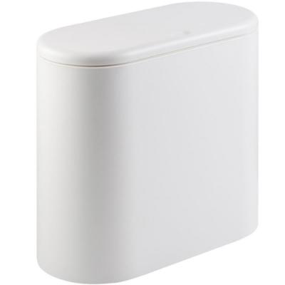 木暉北歐風膠囊隱形分類垃圾桶-4色