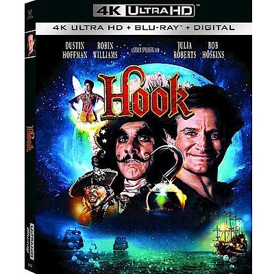 虎克船長 HOOK  4K UHD+BD 雙碟限定版