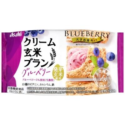 Asahi 玄米藍莓風味餅(72g)