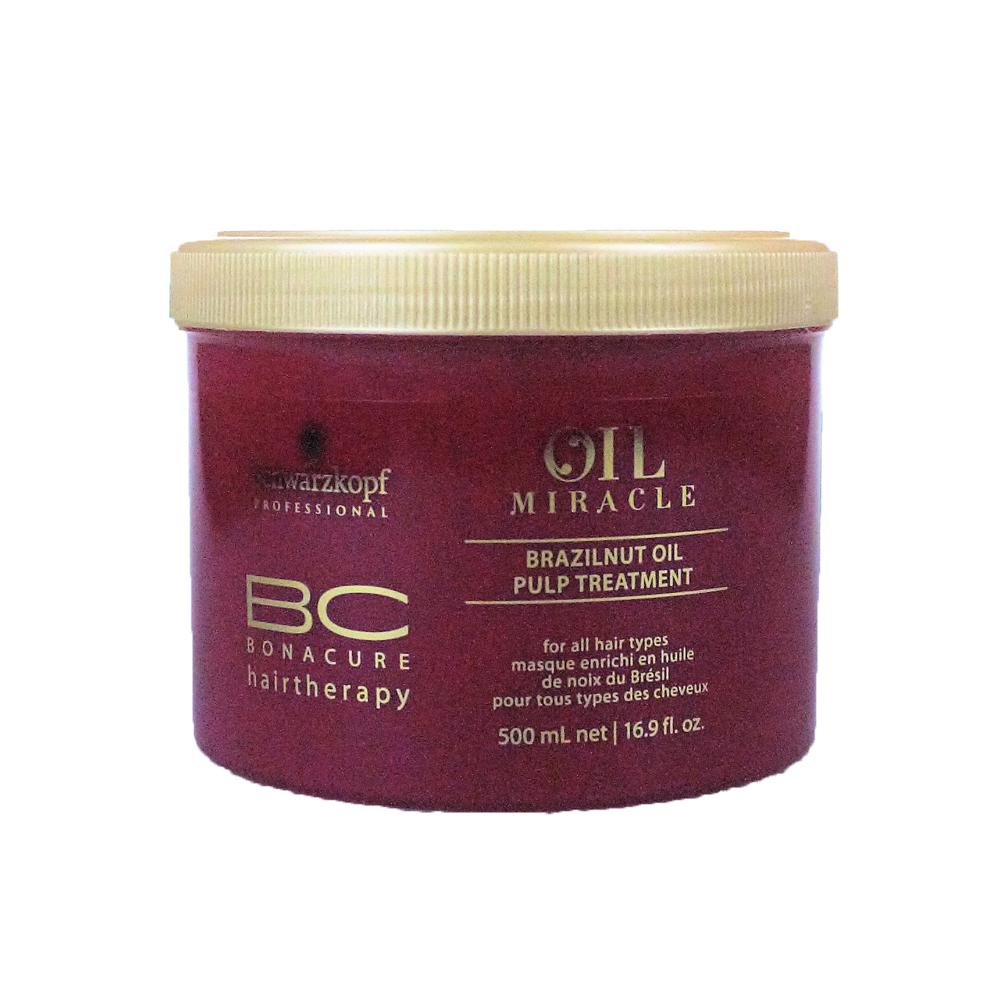 Schwarzkopfg 施華蔻 精油奇跡系列 巴西堅果精油髮膜500ML @ Y!購物