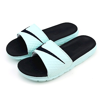 NIKE BENASSI SOLARSOFT 男女涼拖鞋 705475303 綠