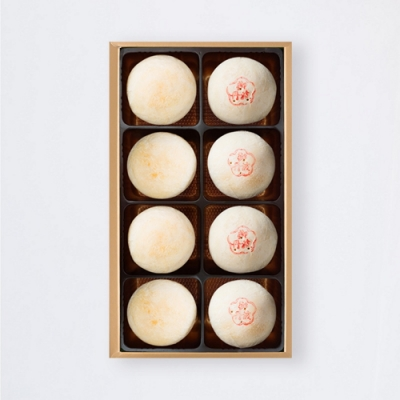 陳允寶泉 小雙月禮盒(御丹波4+小月餅4)