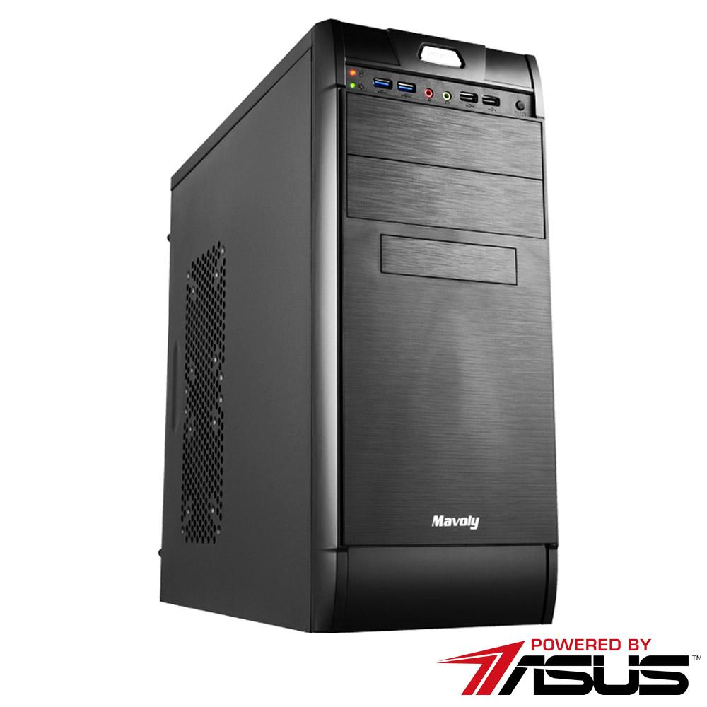 華碩B365平台 [魔火壯士]i5六核GTX1050TI獨顯SSD電玩機 @ Y!購物