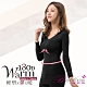 BeautyFocus 180D輕機能修飾保暖衣(黑色) product thumbnail 1